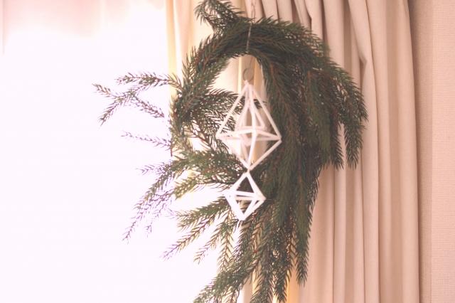 幸せのお守り 北欧の伝統装飾「ヒンメリ」づくり